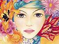 MARA TRANLONG - Femme artiste peintre née en 1935 à Montauban