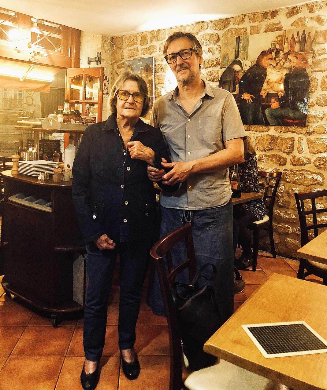 Mara Tranlong et Patrick
