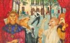 """""""Le Rideau Rouge"""", N°9 de la collection """"Les Loulous de Montmartre"""" par Mara Tranlong"""