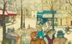 """""""Temps de rapin"""", N°7 de la collection """"Les Loulous de Montmartre"""" par Mara Tranlong"""