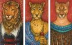 """""""Les Agapes - Les gardes"""" de Mara Tranlong en haute résolution"""