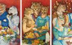 """""""Les Agapes"""" au complet de Mara Tranlong en haute résolution"""