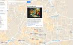 """Découvrez sur une carte, les lieux, les scènes, l'histoire des """"Loulous de Montmartre"""""""