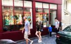 """""""Les Vendanges de Montmartre - Agapes"""", photos du vernissage et des 5 jours d'exposition à Montmartre"""
