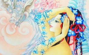 Mara Tranlong - Titre : Belle au dragon (1)