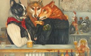 """""""Les Loubards"""", N°2 de la collection """"Les Loulous de Montmartre"""" par Mara Tranlong"""