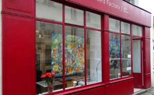 Mara Tranlong expose à la Galerie UNTITLED FACTORY à Montmartre