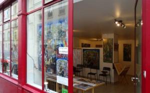 """Mara Tranlong et """"Les Loulous de Montmartre"""" à la galerie UNTITLED FACTORY"""