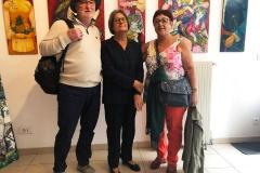 MARA TRANLONG EXPO 2018 LES VENDANGES DE MONTMARTRE 013