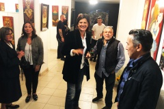 MARA TRANLONG EXPO 2018 LES VENDANGES DE MONTMARTRE 034